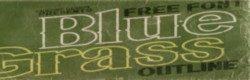 Bluegrass OUTLINE Font