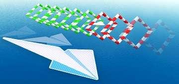 لعبة طائرة ورقية