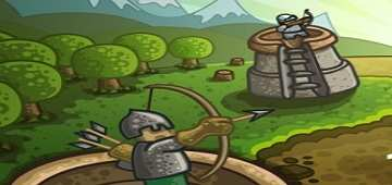 لعبة برج الدفاع الملحمي